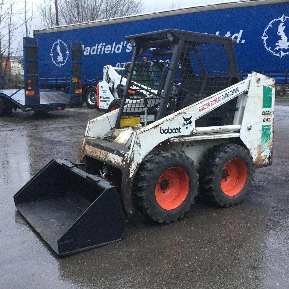 medium resolution of bobcat 641 642 643 skid steer loader workshop service repair manual the best manuals online
