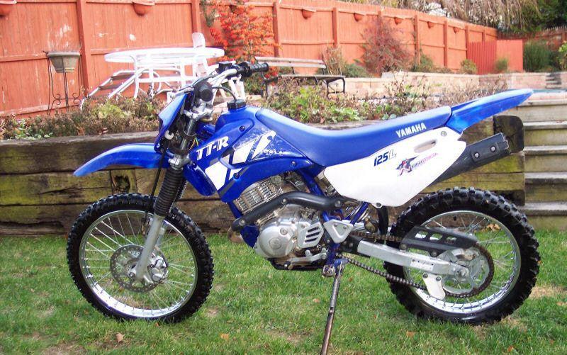2002 Parts 125 Ttr Yamaha
