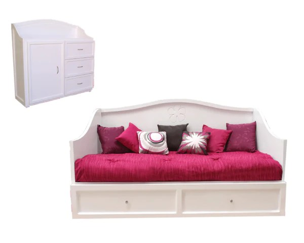Recmara Individual Dreams Pink  Got Muebles  GOT