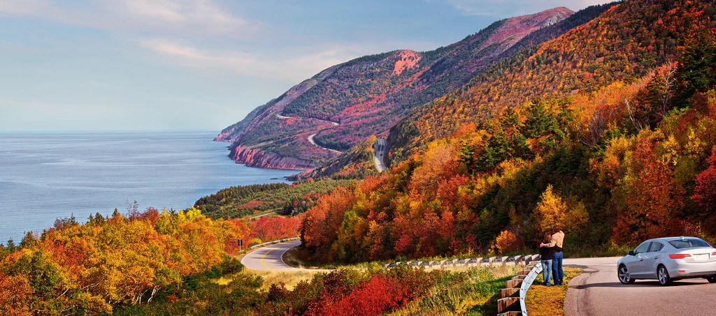 Vermont Fall Wallpaper The Cabot Trail More Than Spectacular Good Times Magazine