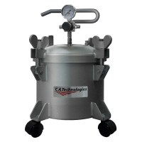 C.A. Technologies 2.5 Gallon Stainless Steel Paint ...