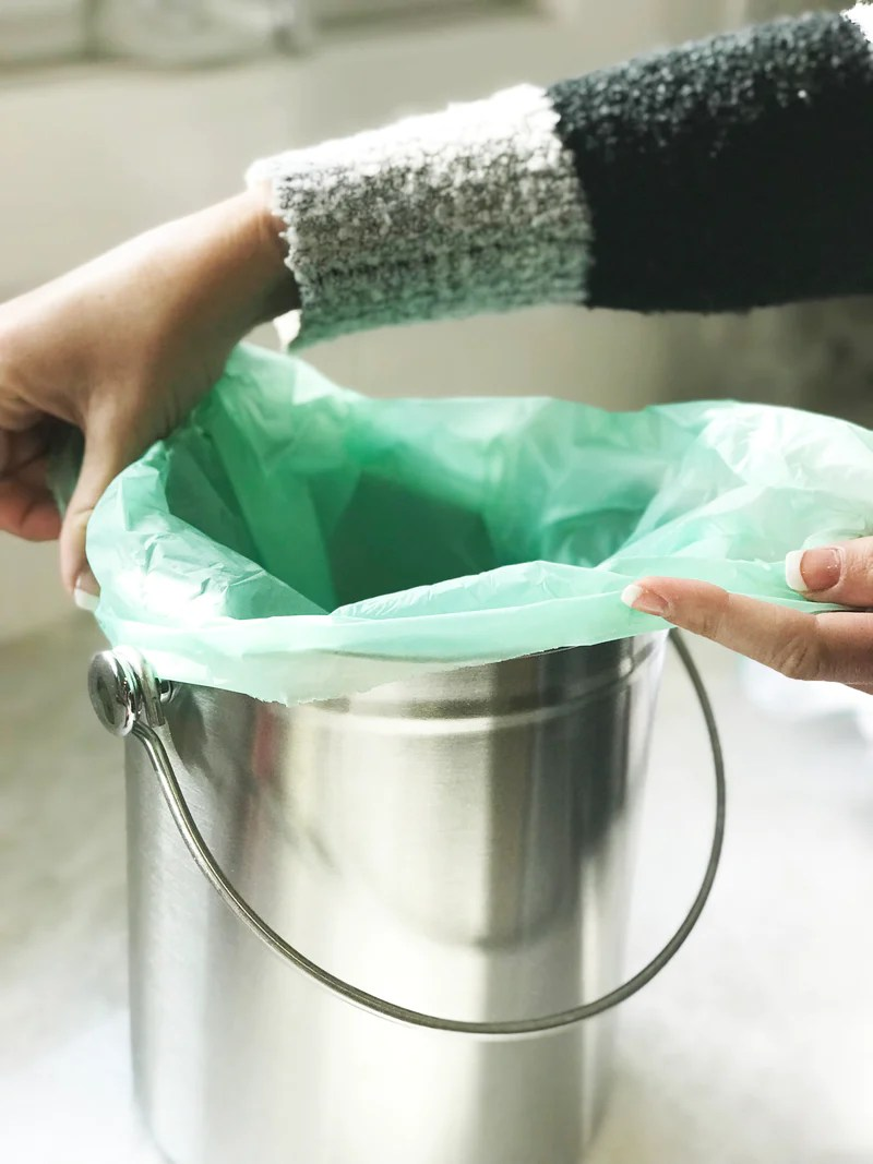 Compostable Compost Bin Bags  Natural Home Brands