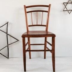 French Bentwood Cafe Chairs Pier One Kitchen Vintage Chair  La Petite Brocante