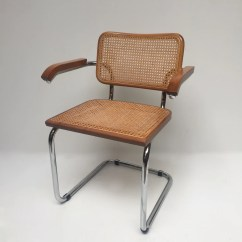 Cesca Chair Replacement Seats Uk Wing Chairs For Sale Vintage Marcel Breuer B64 Woven Chaise