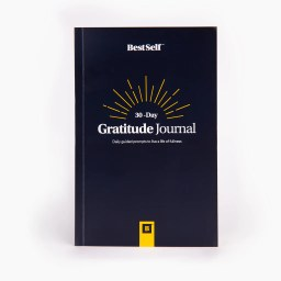 A gratitude journal from @bestselfco