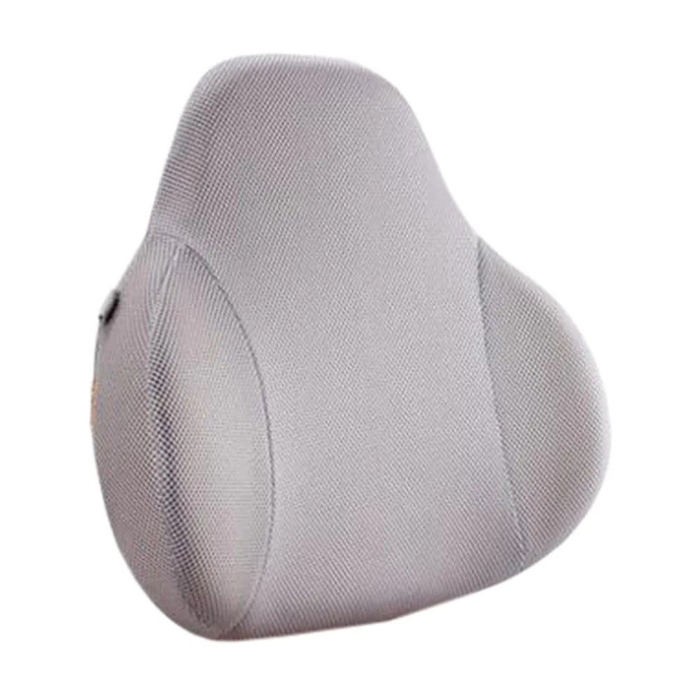 office chair back cushion best desk chairs for lower pain stylish auto car home waist support