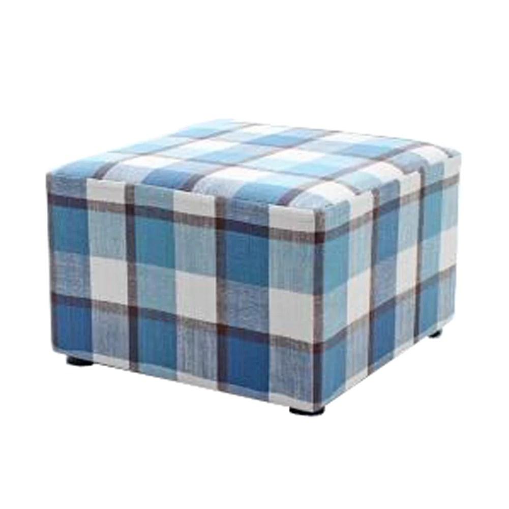 fashionable square cloth modern small stool table stool sofa pier ottoman stool b
