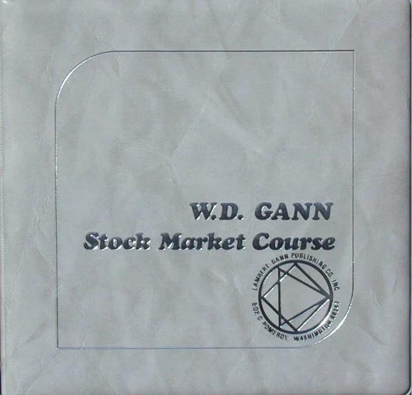 Original stock market trading course also  wd gann inc rh wdgann