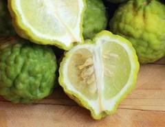 Bergamot vrucht
