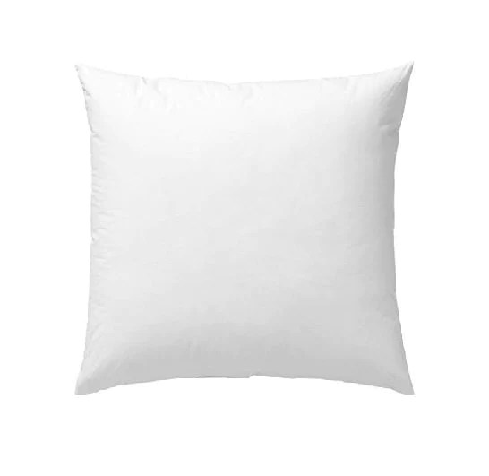 14x14 pillow insert pillow form with hypoallergenic outdoor safe polyfiber