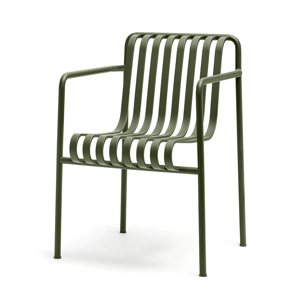 Ronan & Erwan Bouroullec palissade dining arm chair by ronan erwan bouroullec open