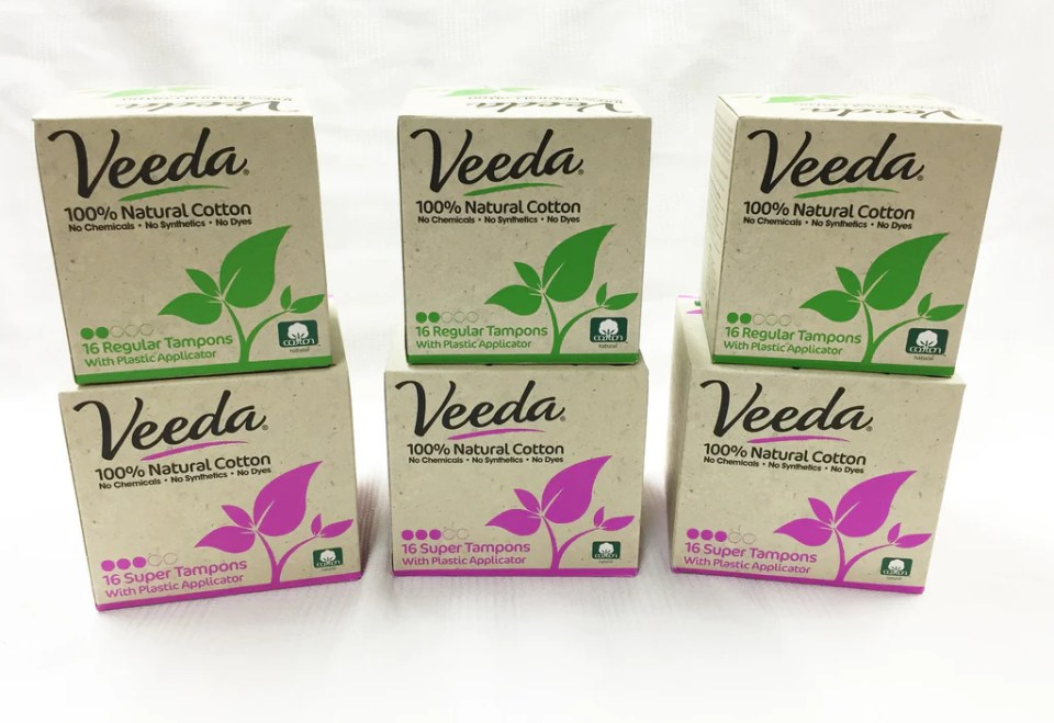 Veeda products on www.majeang.com Natural Products