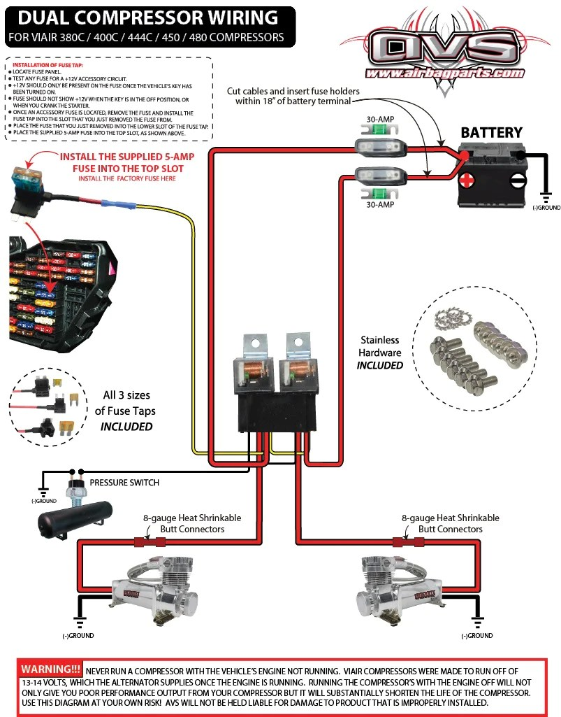 hight resolution of air bag pressor wiring diagram