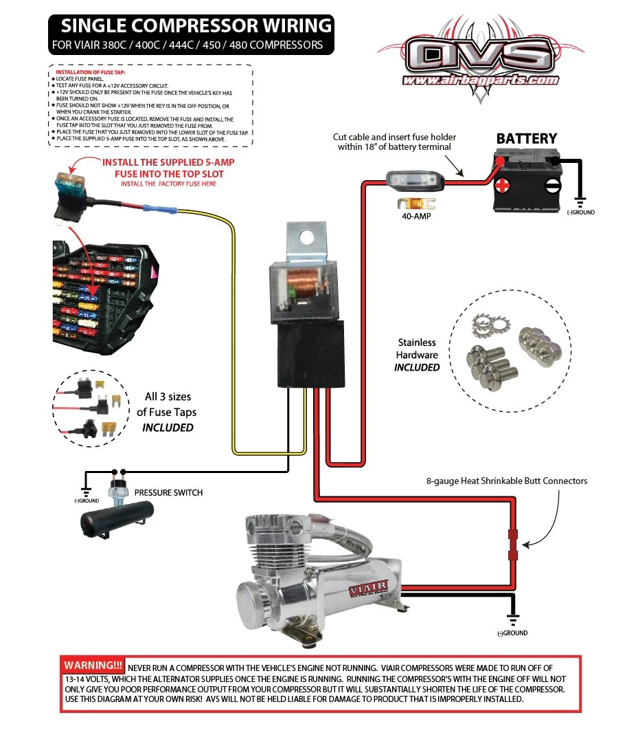 Air Ride Technologies Wiring Diagram Air Valve Wiring Diagram on