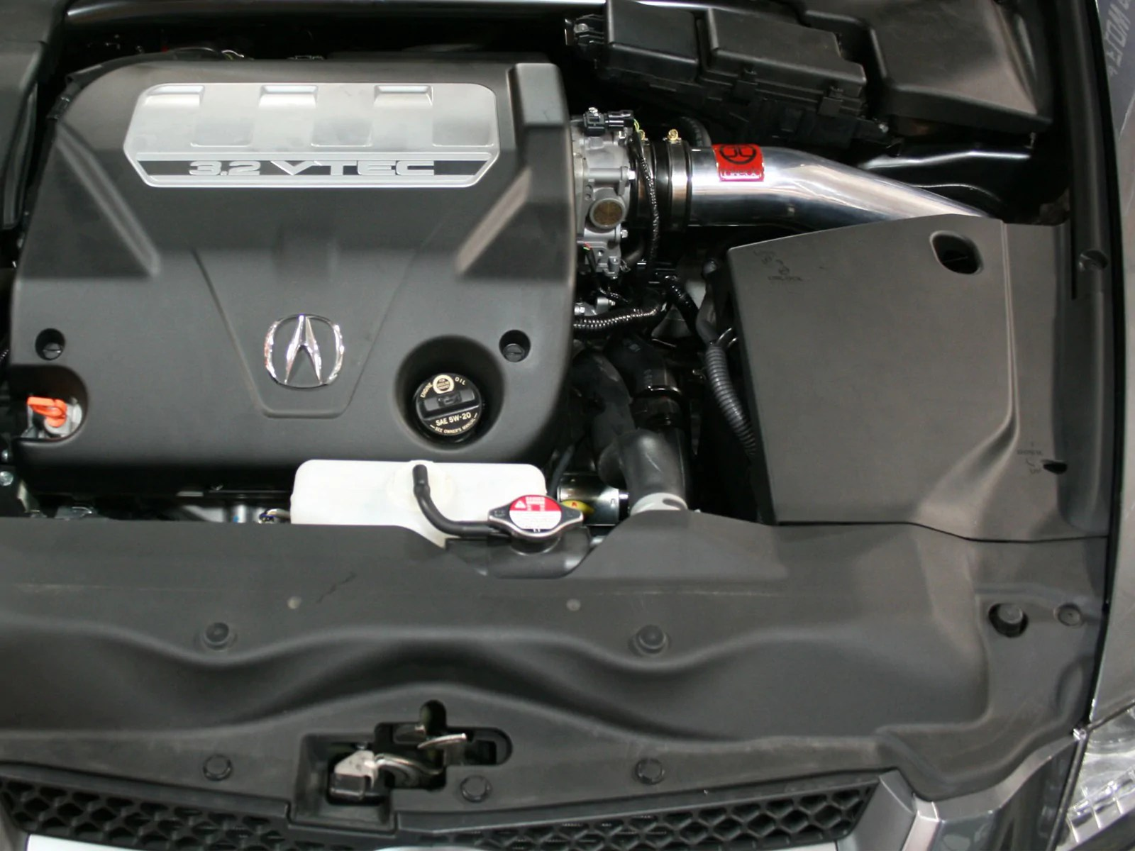 takeda stage 2 dry attack cold air intake 2004 08 acura tl 3 2l v6 [ 1600 x 1200 Pixel ]