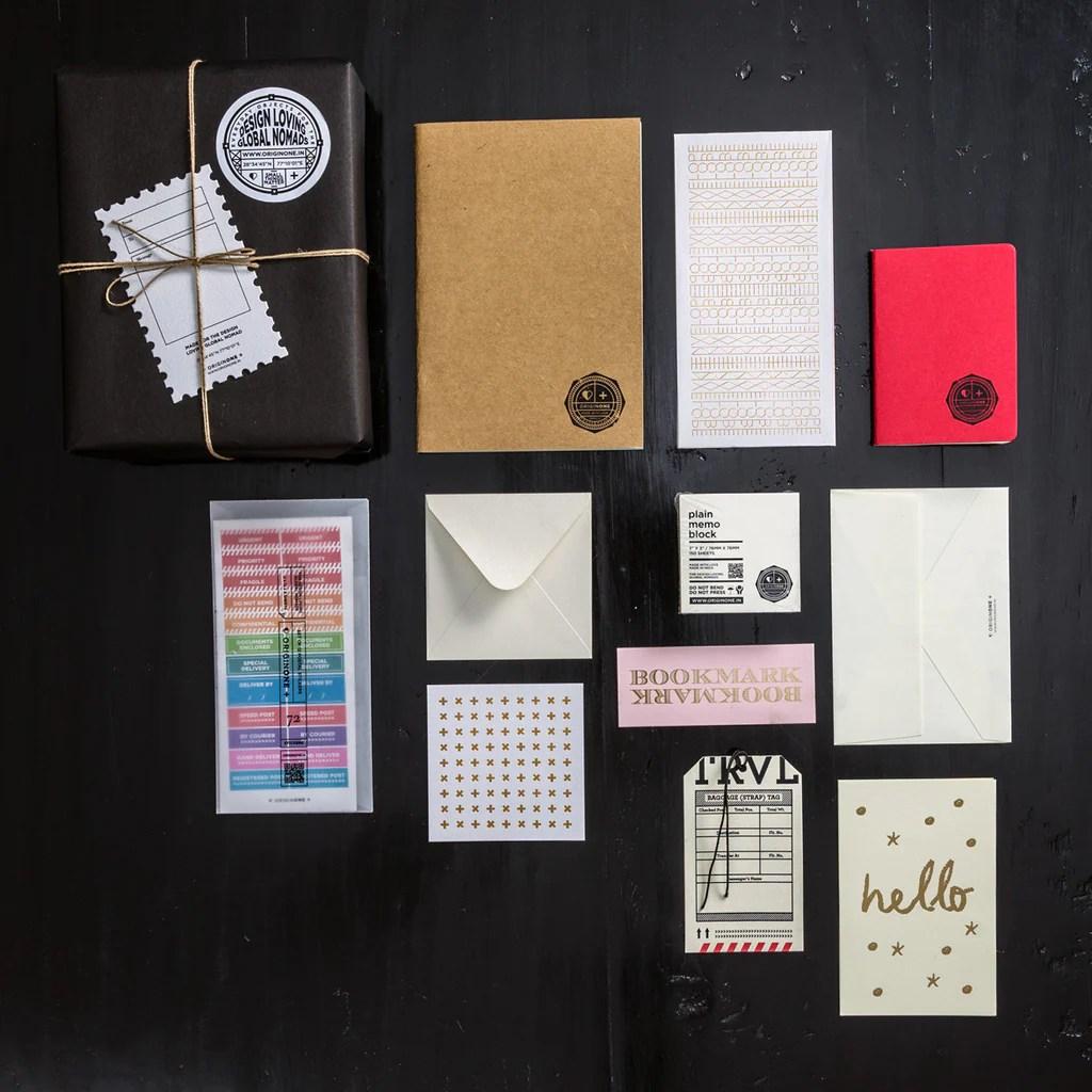 stationery gift set