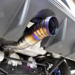 Tune Titanium Single Exit Catback For 2016 Ford Focus Rs Tuneplus Inc