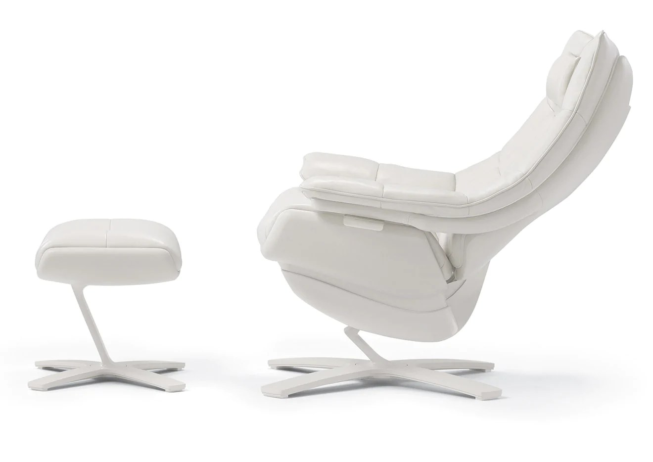 natuzzi revive chair roman situps italian craft revived  martyn white designs