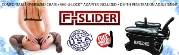 F-Slider, F Slider Pro, Cloud 9 Novelties F-Slider, Sex Chair, FSLIDER, Sex Chair, Shock Rocker