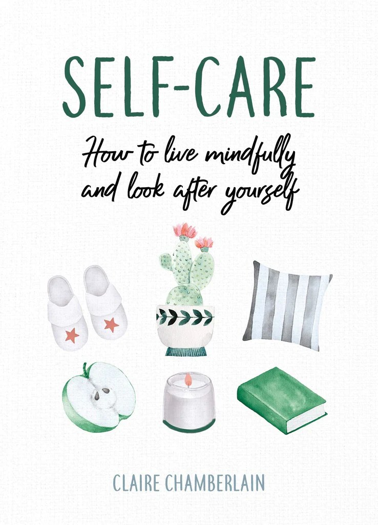 Book - Self Care: How To Live Mindfully And Look After Yourself – Industry & Co