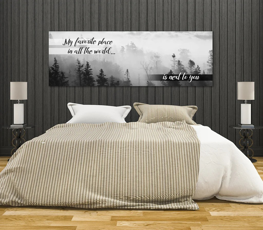 medium sofa bed walmart futon my favorite place in all the world is next to you framed ...