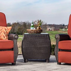 Recliner Patio Chair Cover Hire Doncaster Outdoor La Z Boy Furniture Wicker