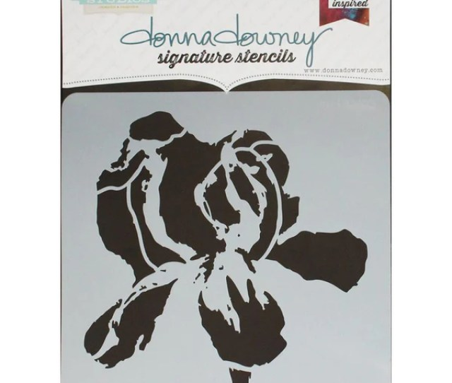 Iris Donna Downey Signature Stencils  Artified Shop