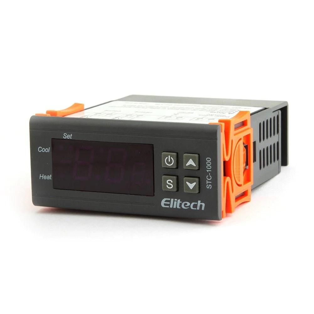 neewer temperature controller thermostat aquarium stc1000 incubator tanotis [ 1001 x 1001 Pixel ]