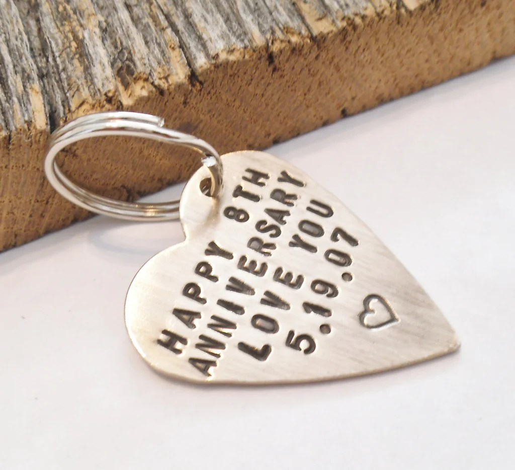 25th Wedding Anniversary Gift Ideas For Wife Wedding · 8th Anniversary Gift For Men ...