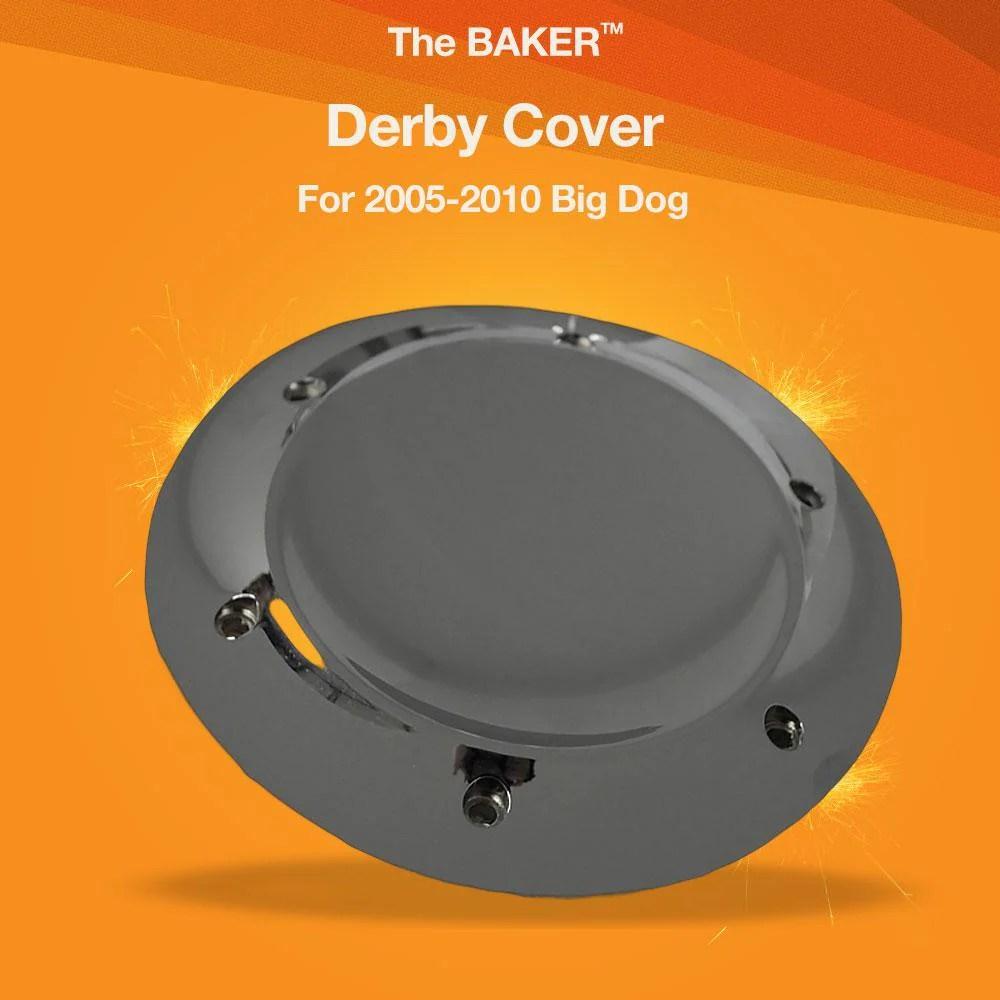 medium resolution of derby cover for 2005 2010 big dog