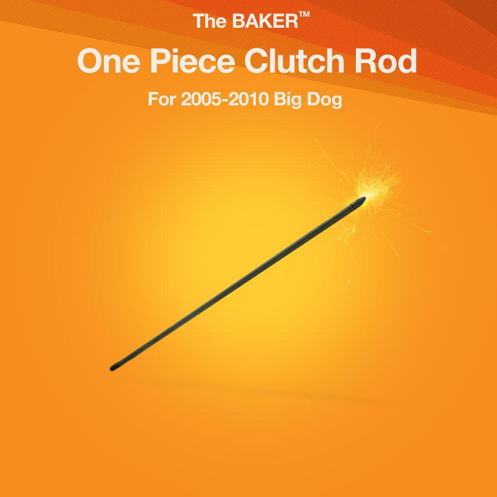 medium resolution of clutch rod for 2005 2010 big dog