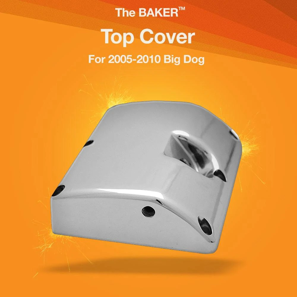 medium resolution of top cover for 2005 2010 big dog