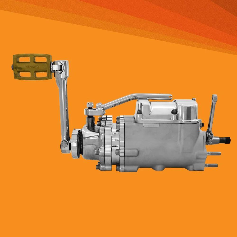 medium resolution of  6 into 4 transmission for knucklhead panhead and shovelhead 1936 1984 harley