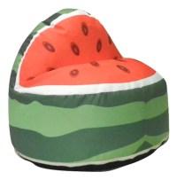 Cute Watermelon Children Bean Bag Kids Bean Bag with ...