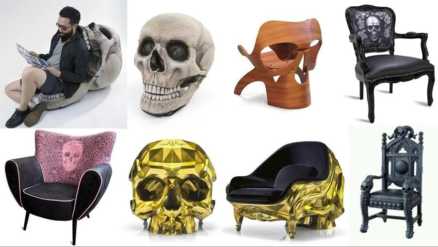 skull chair deck covers nz 10 most interesting chairs on the internet zapps clothing