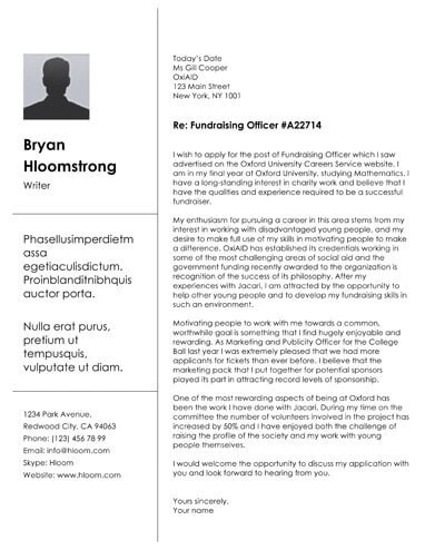 Free Creative Brick Cover Letter Template in Microsoft Word DOCX For  CreativeBooster