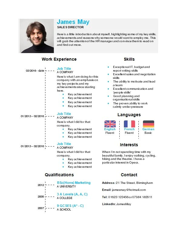 Remember your first impression starts with. Free Timeline Cv Resume Template In Microsoft Word Docx Format Creativebooster