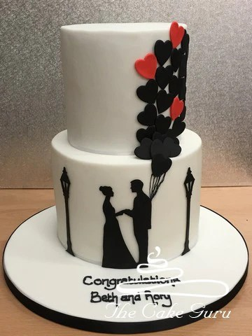 Engagement Cakes – The Cake Guru