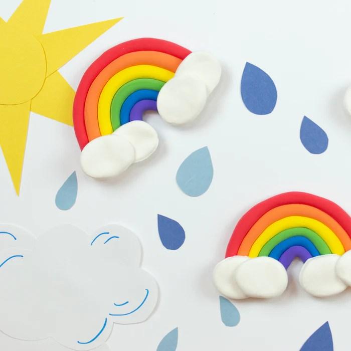 Rainbow Hunt Crafts Craft Box Girls