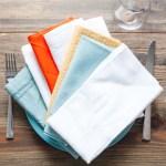 10 Ways To Fold Napkins Craft Box Girls