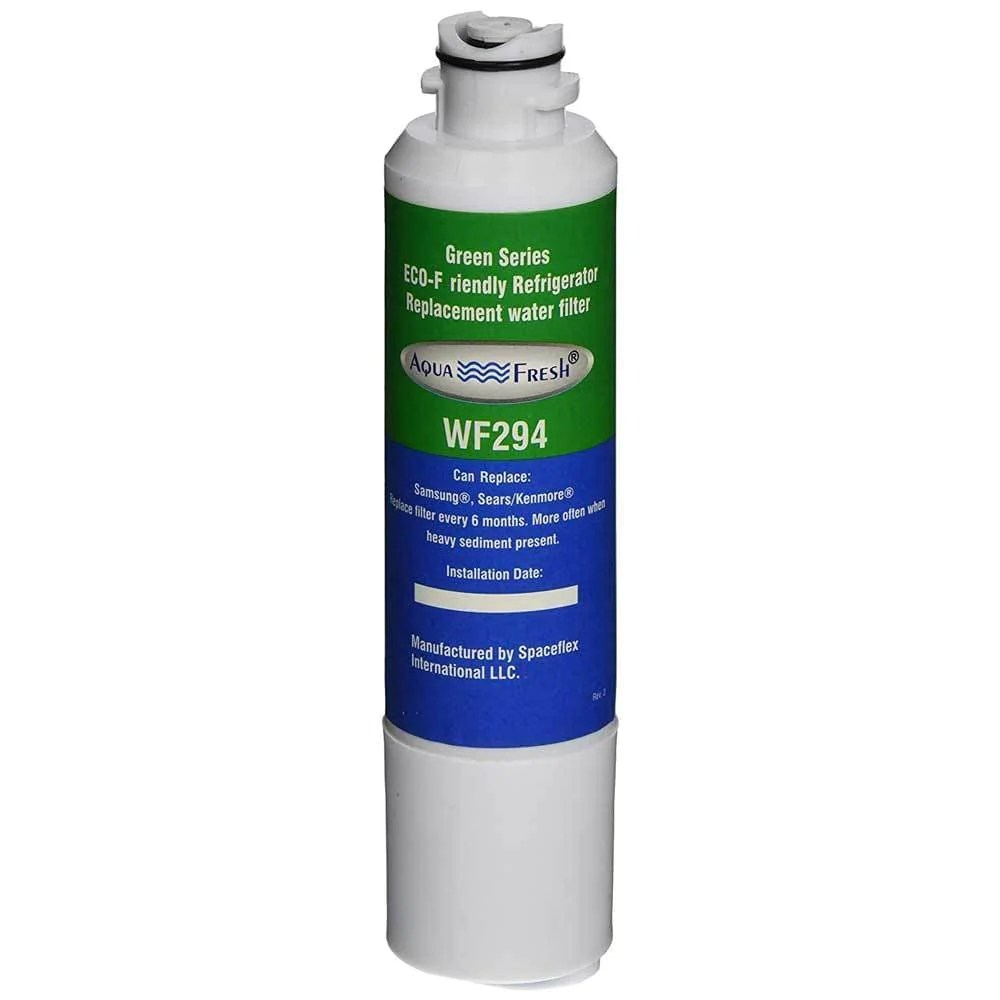 hight resolution of aqua fresh wf294 refrigerator water filter replacement for samsung da2 atomic filters