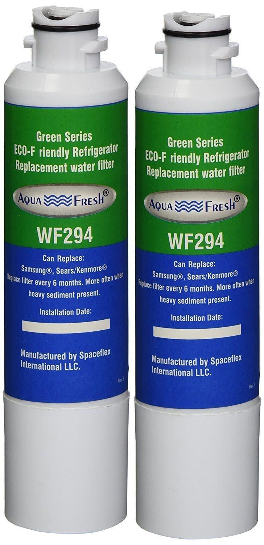 hight resolution of aqua fresh wf294 2 pack replacement for samsung da29 00020b