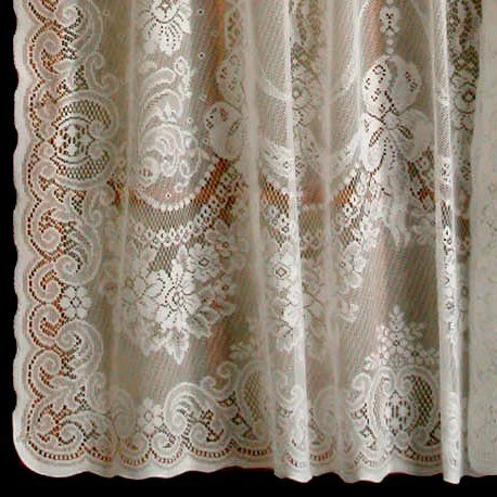 Balmore Cotton Polyester Lace Curtains  American Balmore