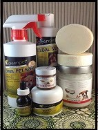 category pet products with border - HEALTH AND FITNESS