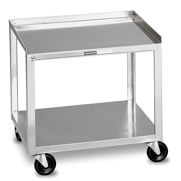 stainless kitchen cart cooktops chattanooga steel mfi medical model mb