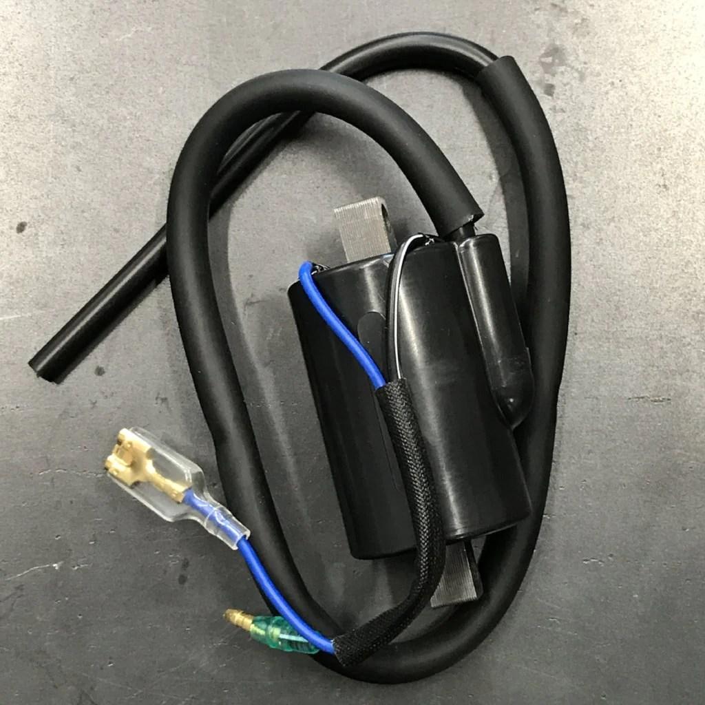 medium resolution of ignition coil honda cb cl350 cb cl cj360 cb cl450 cb500t