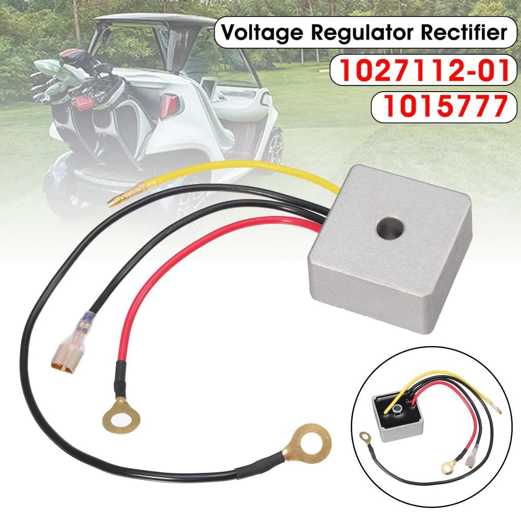 small resolution of club car voltage regulator wiring