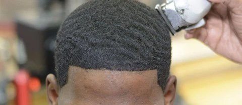 How To Hairstyling For Black Men Waves Frederick