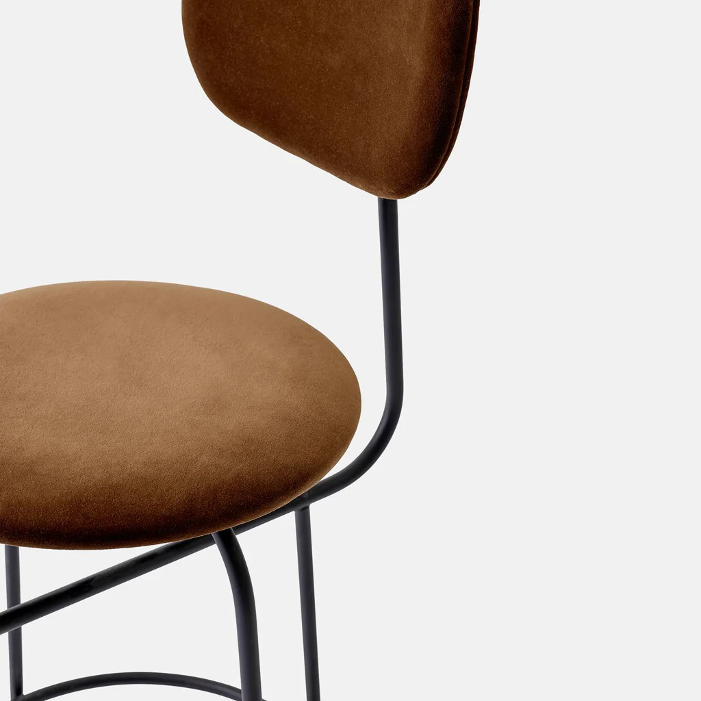 chair plus stool indoor outdoor chairs afteroom barstool brown by menu monologuelondon com bar dark beige velvet monologue london