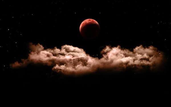 This Month's Big Lunar Eclipse
